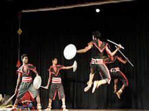 Dhali-dance