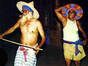 Ghambira-dance