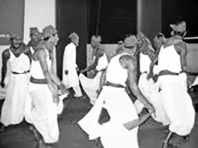 Jari-dance