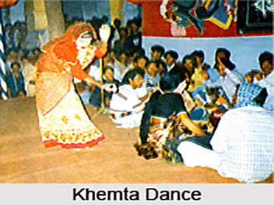 Khemta-dance