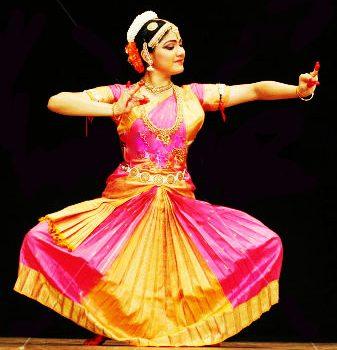 Bharatanatyam-dance