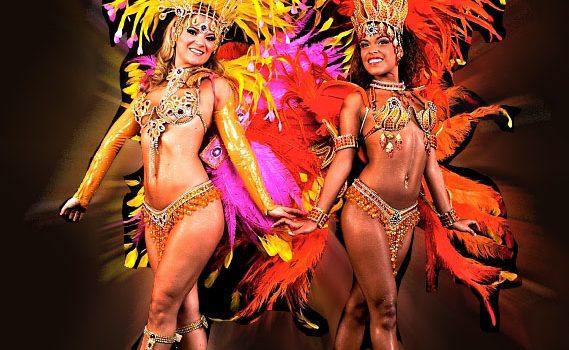 Samba-dance