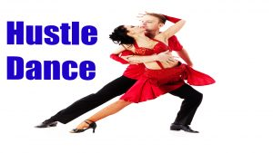 Hustle-dance