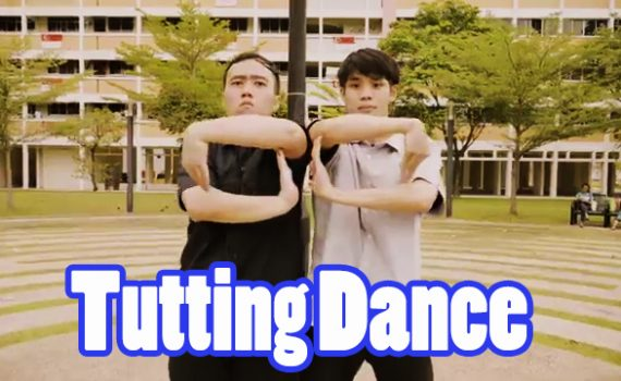 Tutting-dance