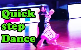 Quickstep-dance