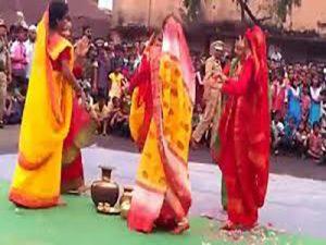 Dhamail-dance
