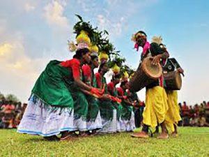 Tribal-dance