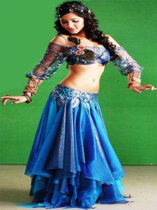 Belly dance in Egypt