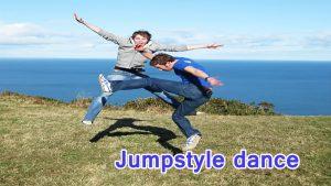 Jumpstyle-dance