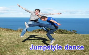 Jumpstyle-dance