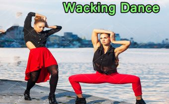 Waacking-dance