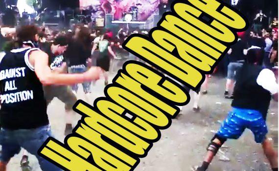 Hard-core-dance