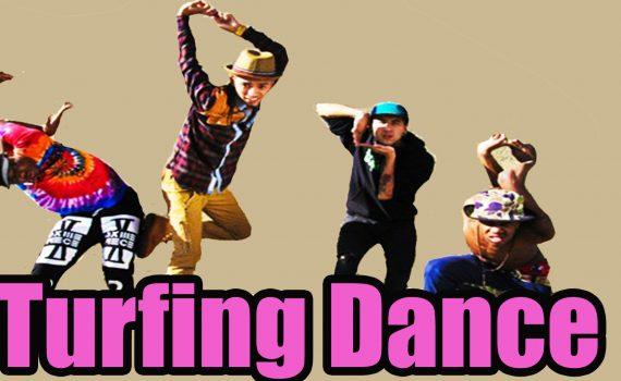 Turfing-dance