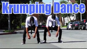 Krumping-dance