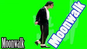 Moonwalk-dance