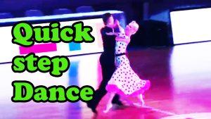 Quickstep-dance